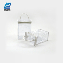 Bulk ladies travel pvc clear promotion make up bag accept customize