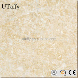 new hot high quality ivory marble polished porcelain tile for floor and wall