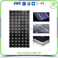 Direct factory new arrival pv solar panel solar module 200w 24v