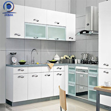 Guangzhou used kitchen cabinets craigslist with high quality kitchen accessory and glitter countertop