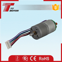 High quality 1.18 W output power vibration motor electric motor with reduction gear