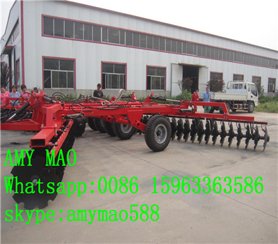 200HP AGRO Hydraulic OFFSET TRACTOR disc HARROW