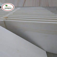 Jointed Paulownia Wooden Jointed Board white Primed