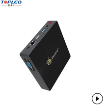China made high quality dual WiFi N3450 Processor stream smart internet 4k global tv box