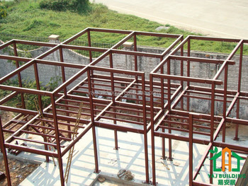 Cheap light steel prefab steel building