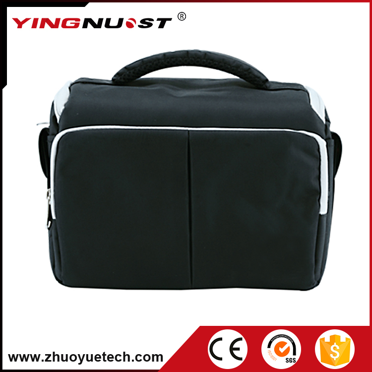 China Factory Wholesale New Pattern Video Photo Bag DSLR Digital Custom Men Shoulder Camera Bag and Case Images