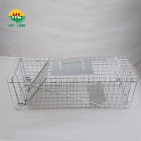 Hot sale rodent animal mouse humane live used rabbit cages for sale