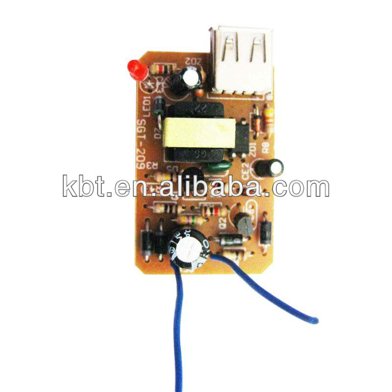 usb charger pcb,mobile charger manufacturing,pcb mounting for mobile phone charger circuit