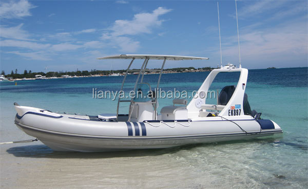 Liya2 10 m inflatable boat inflatable boats china fishing for Fishing rafts for sale