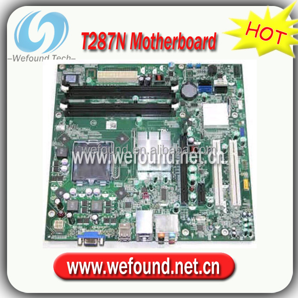 Hot! Desktop motherboard mainboard DG33M05 DG33M06 N826N T287N C33M04-02 for Dell Inspiron 545 545S