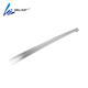 High quality durable novelty long handlel stainless steel metal shoe horn