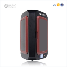 UZ265 high accuracy large size 200*200*265 mm heat chassis PLA/ABS/PC/PE/Fiber touch screen FDM printer 3d