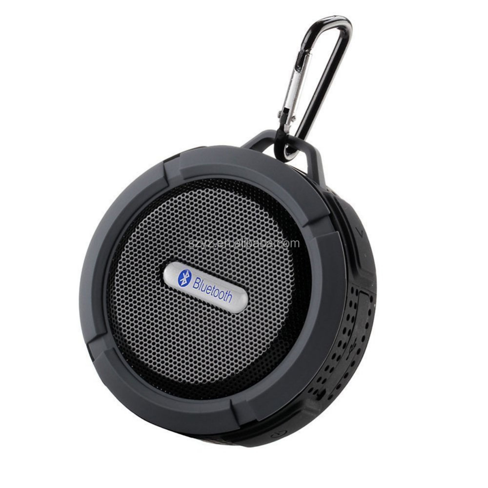 C6 Portable Bluetooth Wireless Speaker Mini Super Bass Stereo For Smartphone Tablet