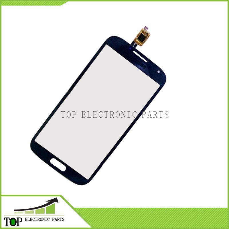 External touch screen Capacitive digitizer glass panel DC-70 C266006A01 for China MTK android phone S4 I9500 black color