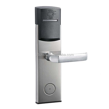 Hotslae Digital RFID Card Door Lock DH8011-6YH