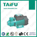 TAIFU brand 0.5hp copper wire electric peripheral green color water pump