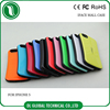 Promotional price cover case for iphone 5c silicone case at stock status