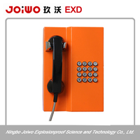 hot selling phone with one touch button instant call for help sos in danger wall telephone cable clips