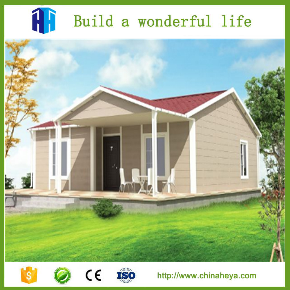 HEYA steel structure barbados prefab house