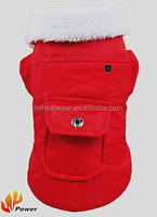 Pet Clothing rechargeable Winter Heated Dog Clothes