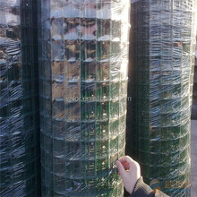 10*10 cm opening welded wire mesh yard guard fence