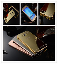Wholesale Mobile Phone Mirror case For Iphone 6,Hot Selling Combo Hybrid Metal Mirror Case