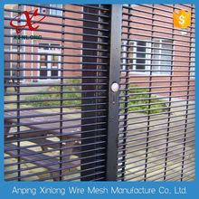 Welded wire mesh fencing / Low Carbon Iron Wire 358 security fence