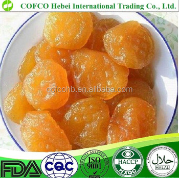 Wholesale high quality preserved peach,frutas snack