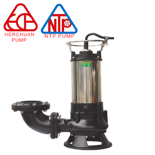 industial sewage discharge 15hp and 10 hp submersible pump price