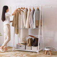 clothes-horse A wood hanger clothes hanger coat hanger tie display rack tie rack scarf folding tie rack