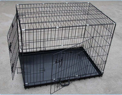 China powder coated Welded Wire Mesh Dog Cage For Sale