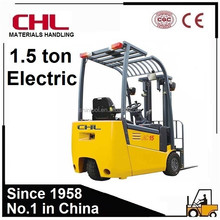 1.5 Ton Electric Tractor 3-point Forklift