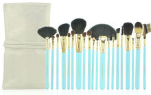 2013 New Arrival 20pcs Professional Makeup Brush Set Kit Tool Goat Hair Cosmetic Brushes Private Lable Make up Brushes