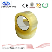 10 Years Experience professional custom BOPP clear adhesive package tape with reliable quality