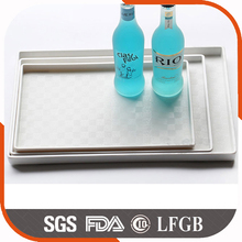 New Design Vegetable Rectangular Plastic Tray