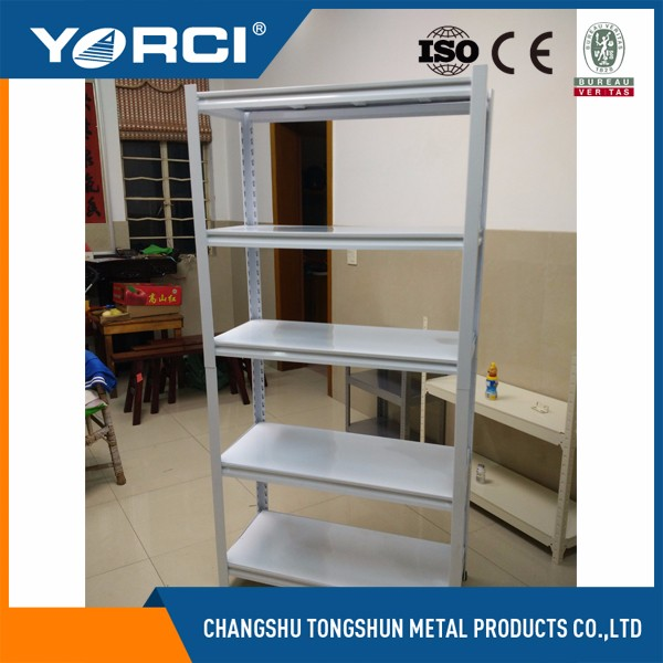 Storage Pallet Rack Multi Level Storage Rack (Middle Duty )Storage Shelf Angle Steel Post Light Duty Shelf