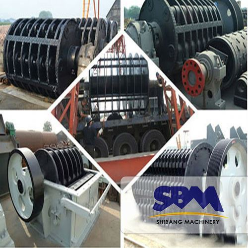 SBM the main equipment of european jaw crusher design characteristics