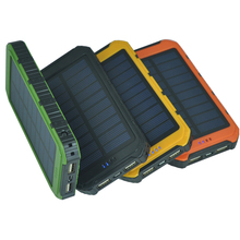 Hot Selling Rohs Power Bank 3000Mah, Mobile Solar Charger Cell Phone Solar Power Bank