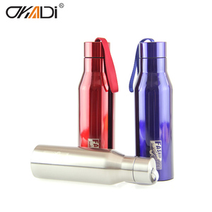 Insulated water bottle 18 8 stainless steel thermos flask double wall vacuum water bottle