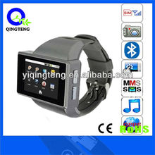 2013 New watch cell phone with Android 2.2 OS.