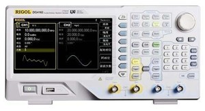 Multifunctional 160MHz 2 Channels RIGOL DG4162 Function Arbitrary Waveform Generator for engineers