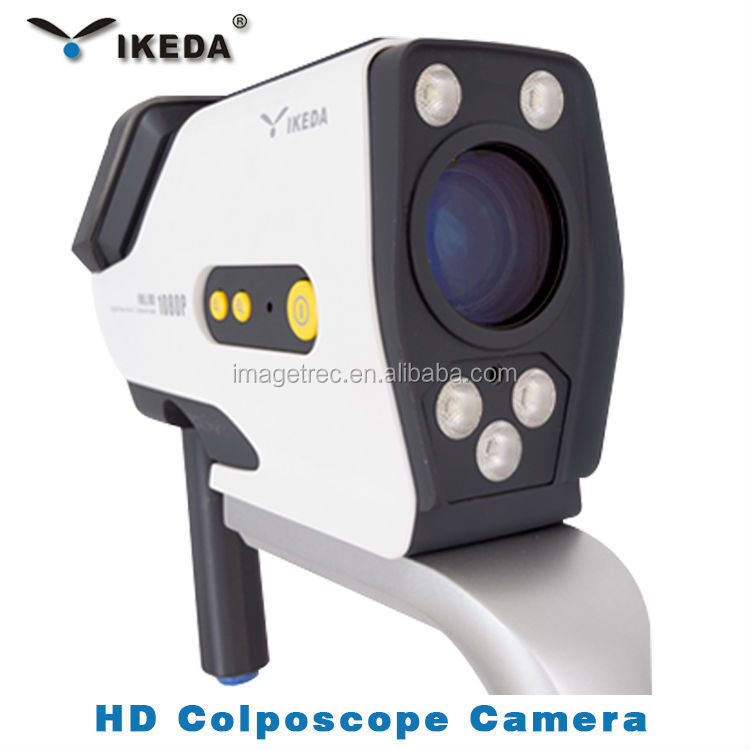 IKEDA Digital Hand Held Camera Colposcope for gynecology