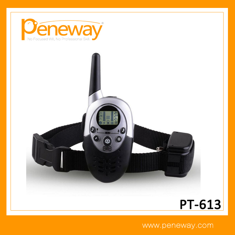 Hot Selling Dog training collar with two dogs