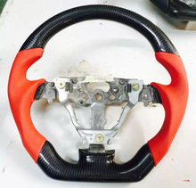 For MAZDA 3 MAZDA 6 Atenza CX-5 Carbon Fiber Car Steering Wheel