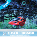H002 3.5CH alloy gravity rc helicopter with gyro for children