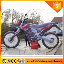 cool custom gaint inflatable car model / inflatable motorcycle for advertising for promotion
