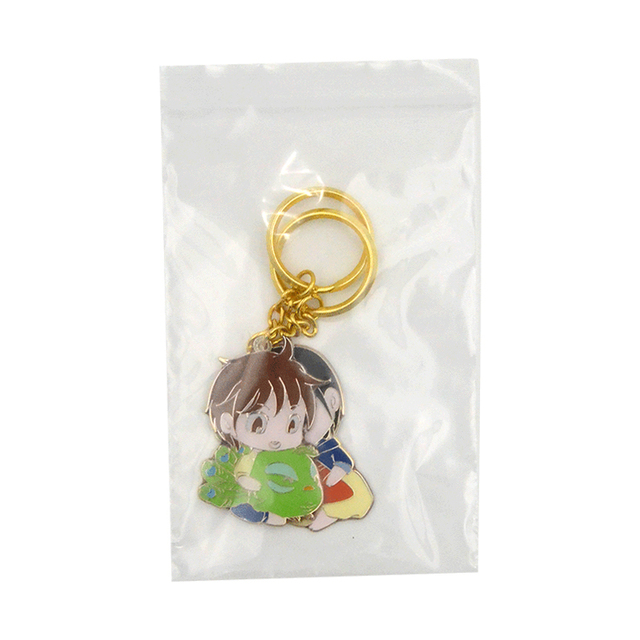 Mini Ziplock bag Clear PE Custom Small Packaging Polybag