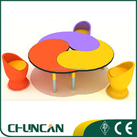 Children Table Compact Grade Laminate Waterproof