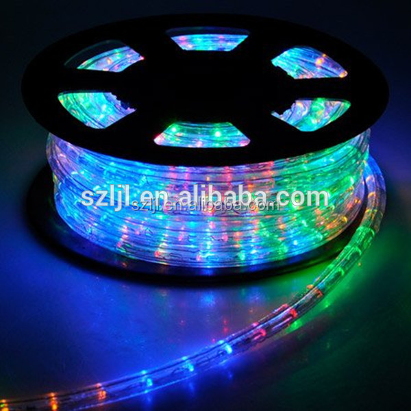 Hot wholesale CE/RoHs waterproof AC220v christmas led flexible strip light 5050