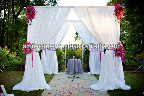 Latest Design Pipe And Drape-73 Photo Booth Design/high quality with low price